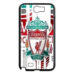 Samsung Galaxy Note 2 N7100 Phone Case Liverpool Logo F5Q7116