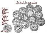 Silver Spanish Unity Coins Arras%2C Wedd
