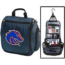 Boise State Broncos Toiletry Bags Or Hanging Boise State University Shaving Kits for Men