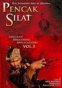 Cecep Arif Rahman, Cecep Arif Rahman - Pencak Silat: Lankas; Breathe; Fight Techniques Vol. 1
