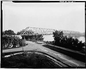 Photo Bellefontaine Bridge Saint Louis
