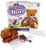 Grafix Make Your Own Bear - Plush Soft Toy Craft Kit