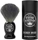 Badger Hair Shaving Brush- Shave Brush for Wet