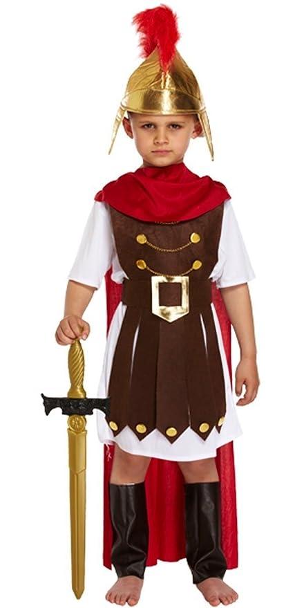Kids Boys disfraz de General vestido de Up romana emperador ...