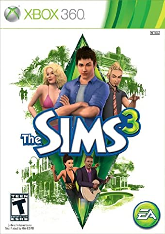 The Sims 3 - Xbox 360 (7 Day To Die)