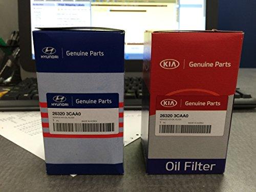 kia sedona oil filter - 1