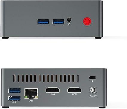 Beelink J45 Mini PC Desktop License Windows 10 Multimedia Office ...