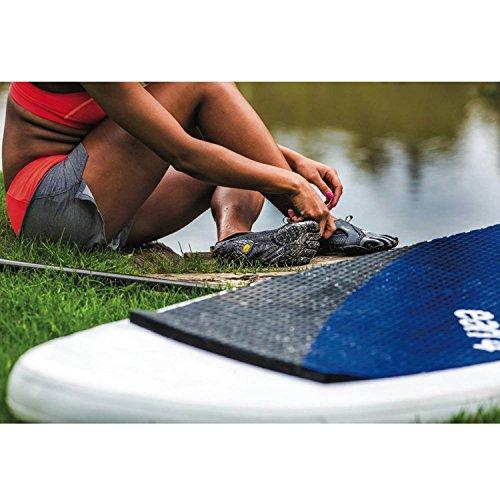 Spécial Vibram FiveFingers Noir aquatiques sports pour Signa orteils Noir femme à jaune Chaussures 0BwqC0