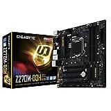 GIGABYTE GA-Z270M-D3H LGA1151 Intel 2-Way Crossfire ATX DDR4 Motherboard