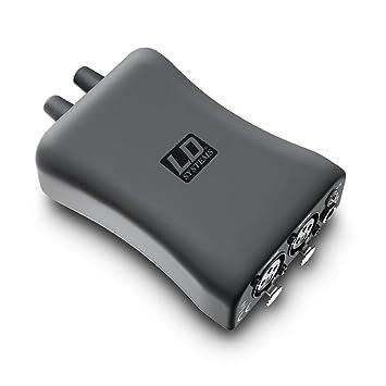 Ld systems LDHPA1 - Hpa 1 amplificador auriculares y monitoraje intrauditivo: Amazon.es: Electrónica