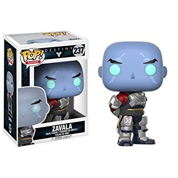 FUNKO 20363 Pop Vinyl: Games: Destiny: Zavala Funko Pop! Games: Accessory Toys & Games