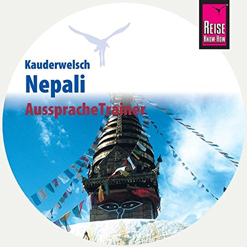 reise-know-how-aussprachetrainer-nepali-kauderwelsch-audio-cd