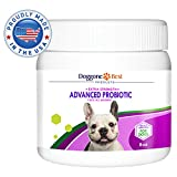 Dog Probiotics - Probiotics for Dogs with Diarrhea - All Natural Probiotic Powder - Made in the USA - 8oz