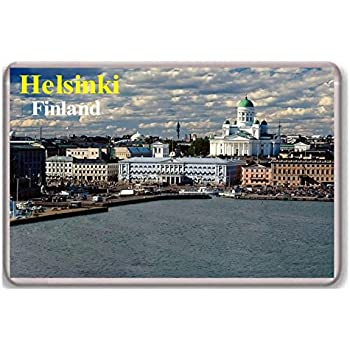 Amazon.com: Helsinki/Finland/fridge/magnet.: Kitchen & Dining