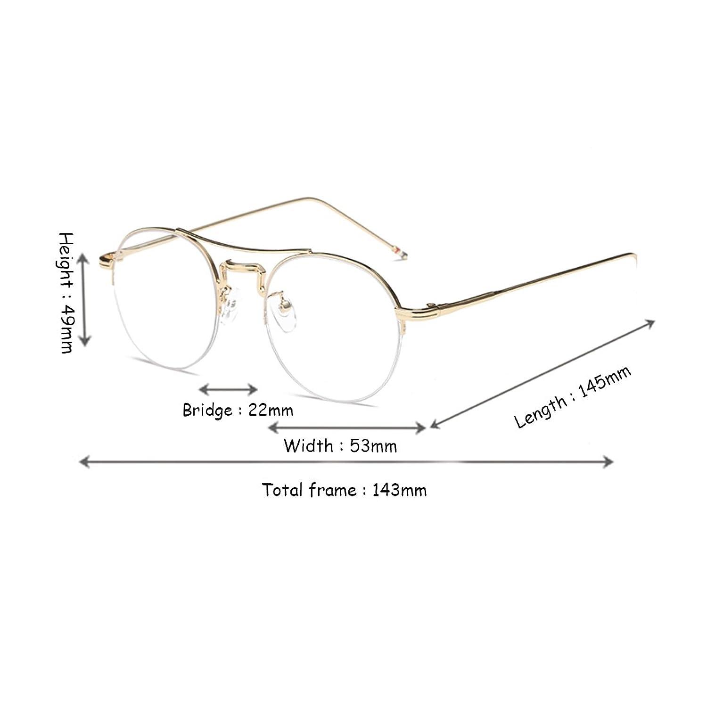 Inlefen Männlichen und Weiblichen Myopie Mode Trend Myopie Gläser ...