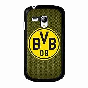 Hard Plastic Funda for Samsung Galaxy S3MINI,Bundesliga Samsung Galaxy S3MINI Funda,Borussia Dortmund BVB Samsung Galaxy S3MINI Csae Funda