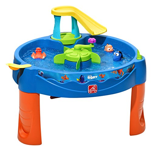 Great White Wild Slide - Step2 Finding Dory Swim & Swirl Water Table