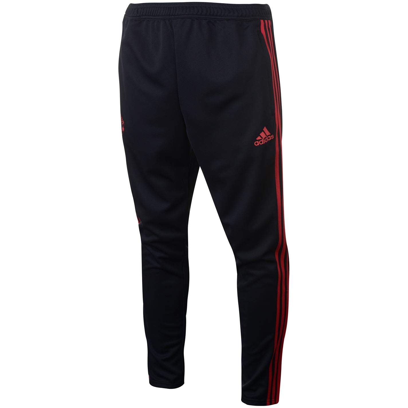 adidas 2018-2019 Man Utd Training Pants (Black)