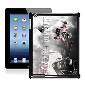 Personalized Apple Ipad 4th Generation Case NFL Atlanta Falcons 5 Design Sports Cheap Cases by runtopwell