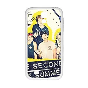 nazi diy Cool painting 5 Seconds Of Summer Cell Phone Case for Samsung Galaxy S4