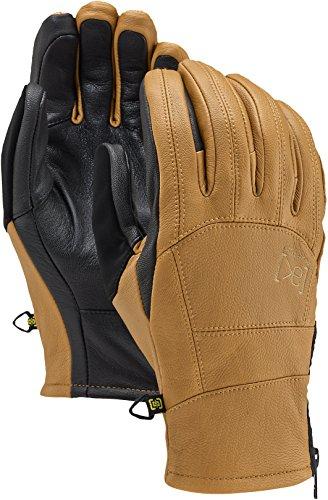 Burton Mens AK Leather Tech Glove