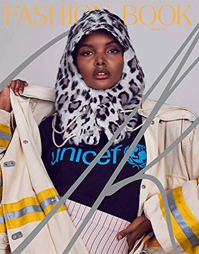 CR Fashion Book Magazine Issue 13 (Fall/Winter 2018) Halima Aden Cover