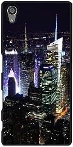 Funda para Sony Xperia Z5 - Nueva York by Paslier