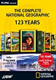 The Complete NATIONAL GEOGRAPHIC - 121 Years (6 DVD-ROMs + 1 DVD-Video)