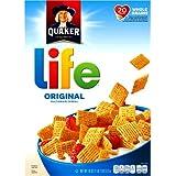Quaker Life Original Multigrain Cereal, 54 Ounce