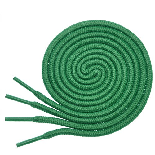 BIRCH's Round Shoelaces 27 Colors 3/16