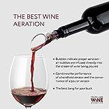 TenTen Labs Wine Aerator Pourer (2-pack) - Premium