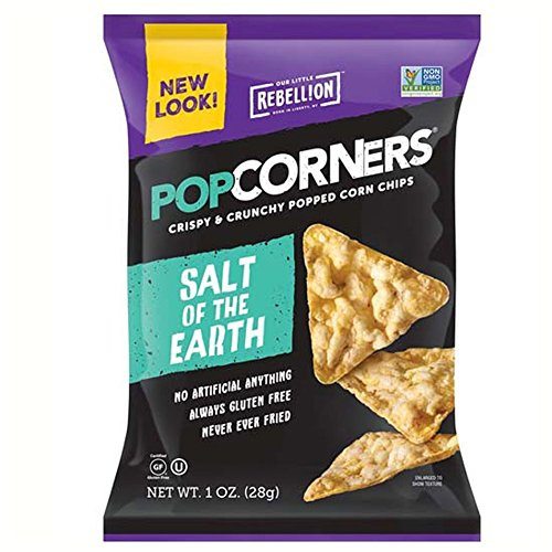 Price comparison product image Popcorners Sea Salt Popcorn Chips 1.1 oz. (Pack of 8)