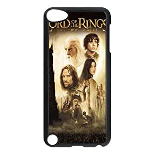 Protection Cover Guuco Ipod Touch 5 Cell Phone Case Black the lord of the rings the two towers movie Protection Cover