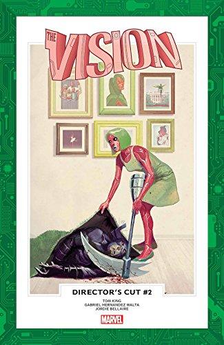 VISION DIRECTORS CUT #2 (OF 6)
