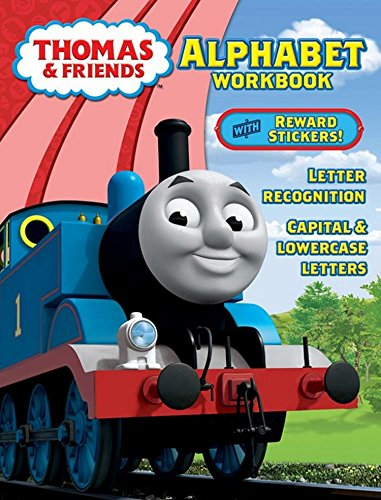 (Thomas and Friends Alphabet Early Learning Workbook)