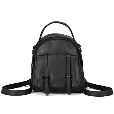 40d5fd836331 Amazon.com: Leisuraly 2019 Hot Sale!!!Fashion Leather Backpack Purse ...