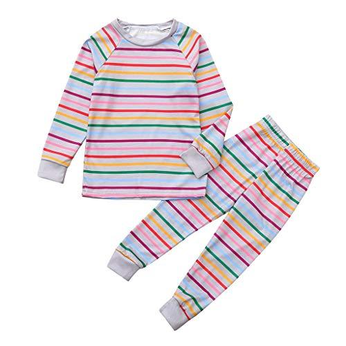 LIM&Shop Baby Unisex Pajamas, Tee and Pant 2-Piece PJ Set, 100% Organic Cotton Gray