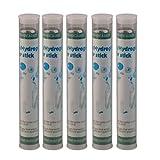 Funnytoday365 Super Deal 5Pcs Portable/Travel Filter Alkaline Water Stick Ph Alkalizer Ionizer Hydrogen Minerals Wand Filter Water Activating