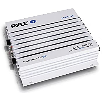 Pyle Plam  Channel Car Amp Rms Rating