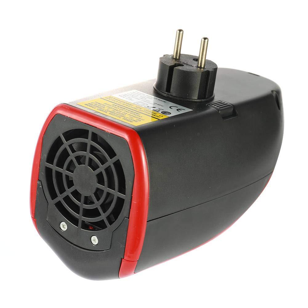 Jannyshop Mini Calentador Eléctrico Casero Calefactor de Aire Caliente para Oficina Temperatura Ajustable 400 Vatios: Amazon.es: Hogar