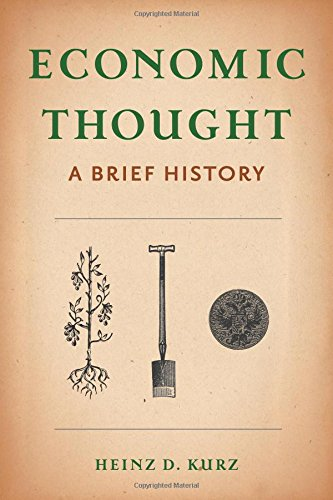 Image of Economic Thought: A Brief History