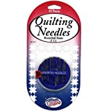 Sullivans Quilting Needles (Compact) pack of 6