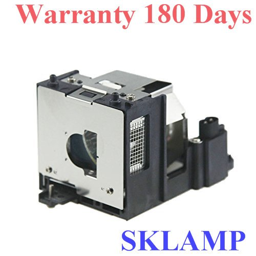 Sklamp AN-XR10L2 Replacement Lamp with Housing for Sharp XR-10S-L,XR-10X-L,XV-Z3100 Projectors