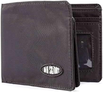 Big Skinny Men's L-Fold Wallet