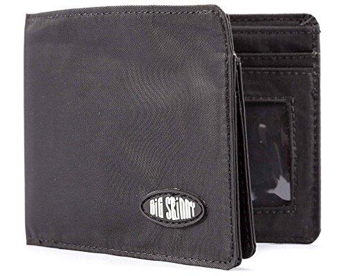 Big Skinny Mens L Fold Wallet