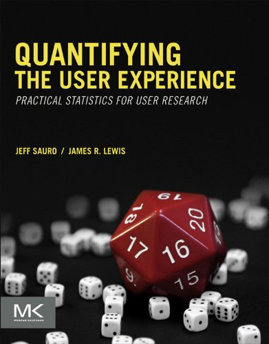 Download Quantifying the User Experience: Practical Statistics for User Research Pdf