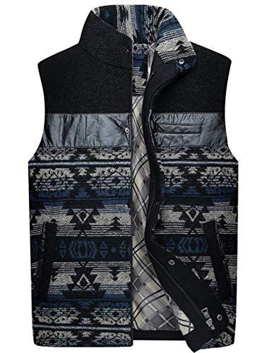 De À 3 Hommes Simple Homme Vêtements Pour Manteau Boutonnage Kangqi 7qF848