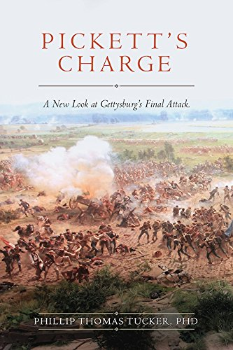 Pickett's Charge: A New Look at Gettysburg's Final Attack cover
