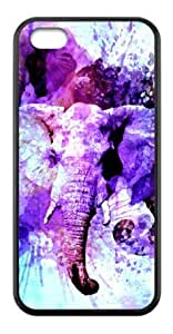 Cool Elephant Art Back Case Hard Durable iphone 5cC Case