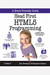 Head First HTML5 Programming: Building Web Apps with JavaScript Kindle Edition